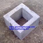 Gạch block xây cột 30
