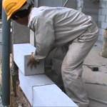 Dụng cụ thi công gạch bê tông siêu nhẹ AAC