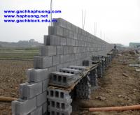 Xay tuong rao bang gach block Ha Phuong