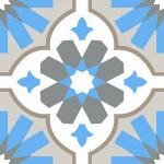 Gạch bông men gốm (Flower tile)