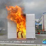 Gạch chống cháy – cách nhiệt (AAC)