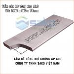 Tấm bê tông sàn nhẹ AAC